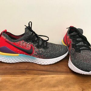 Mens Nike Epic React Flyknit 2 Shoes